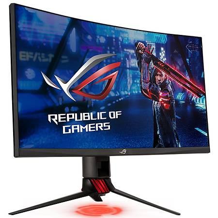 ASUS 27 XG27WQ 2560x1440 165Hz Hdmý Dp 1ms Curved Gaming Monitör