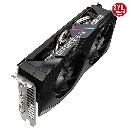 ASUS Dual GeForce GTX 1660 SUPER 6GB OC Advanced Edition 192Bit GDDR6