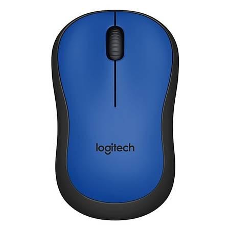 Logitech M220 Kablosuz Silent Mouse Mavi 910-004879