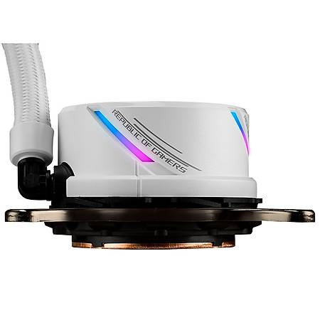 ASUS ROG STRIX LC 360 AURA SYNC 120mm Adreslendirilebilir Beyaz Ýþlemci Sývý Soðutucu