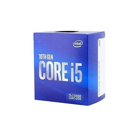 Intel Core i5 10400 Soket 1200 2.9GHz 12MB Cache Ýþlemci