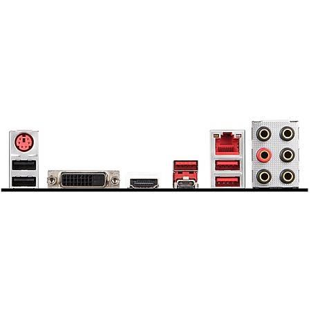 MSI MPG Z390 GAMING PLUS DDR4 4400MHz (OC) DVI HDMI M.2 USB3.1 ATX 1151p