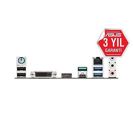 ASUS TUF B450M-PLUS GAMING DDR4 3466MHz (OC) DVI HDMI M.2 USB3.1 AURA RGB mATX AM4