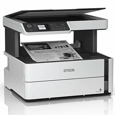 Epson EcoTank M2170 Fotokopi Tarayýcý Wi-Fi Tanklý Yazýcý