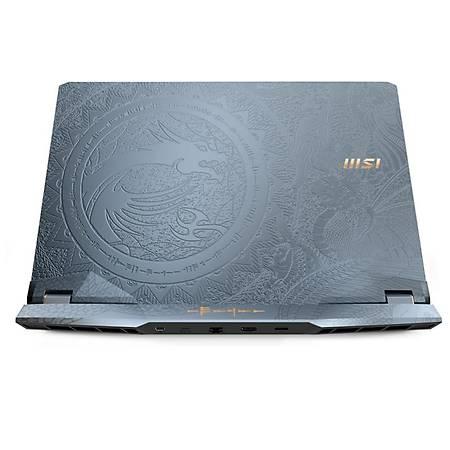 MSI GE76 DRAGON TIAMAT 11UH-264TR i9-11980HK 64GB 2TB SSD 16GB GeForce RTX3080 17.3 IPS Windows 10