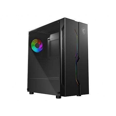 MSI MAG VAMPIRIC 010X Temperli Cam ATX Gaming Bilgisayar Kasasi PSU Yok