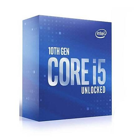 Intel Core i5 10600K Soket 1200 4.1GHz 12MB Cache Ýþlemci