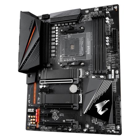 GIGABYTE B550 AORUS PRO DDR4 5100MHz (OC) HDMI TYPE-C M.2 USB 3.2 ATX AM4