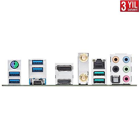 ASUS TUF GAMING X570-PLUS DDR4 4400Mhz(OC) RGB M.2 HDMI DP Wi-Fi ATX AM4