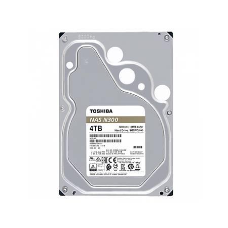 Toshiba N300 3.5 4TB 7200Rpm 128Mb Sata 6.0 Gbit/s HDWQ140UZSVA