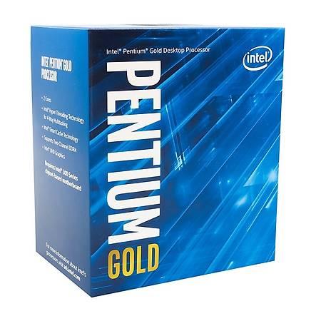 Intel Pentium G5400 Soket 1151 3.70GHz 4MB Cache Ýþlemci