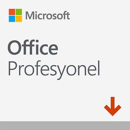 Microsoft Office Pro 2019 Türkçe Ýngilizce Elektronik Lisans 269-17072