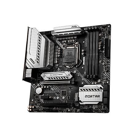 MSI MAG B460M MORTAR DDR4 2933MHz HDMI DP USB 3.1 mATX Wi-Fi 1200p