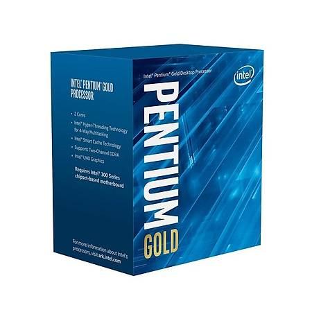 Intel Pentium G6400 Soket 1200 4.0GHz 4MB Cache Ýþlemci