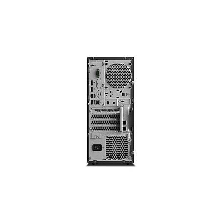 Lenovo ThinkStation P330 30CY005RTX Intel Xeon E-2244G 16GB 1TB 256GB SSD 4GB Quadro P1000 Windows 10 Pro