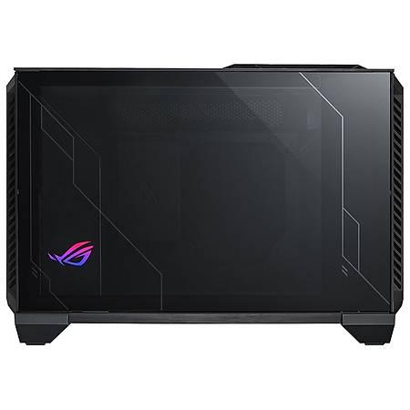 Asus ROG Z11 Adreslenebilir RGB Fanlý Temperli Cam mATX Kasa PSU Yok