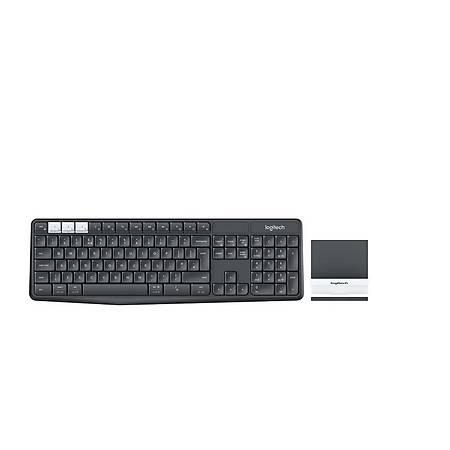 Logitech K375S Kablosuz Klavye ve Stand 920-008178