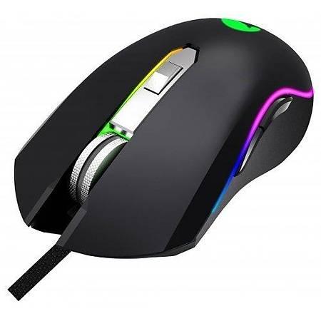 GamePower Phoenix 3500 DPI USB Siyah Gaming Optik Mouse