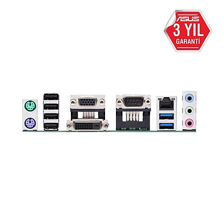 ASUS PRIME H310M-C R2.0 DDR4 2666MHz VGA DVI M.2 mATX 1151p