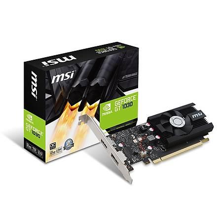 MSI GeForce GT1030 2G LP OC 64Bit GDDR5