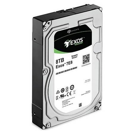 Seagate Exos 3.5 8TB 7200RPM 256MB Sata 3 ST8000NM000A