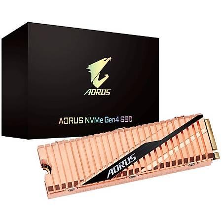 Gigabyte Aorus Gen4 2TB NVMe M.2 SSD Disk GP-ASM2NE6200TTTD