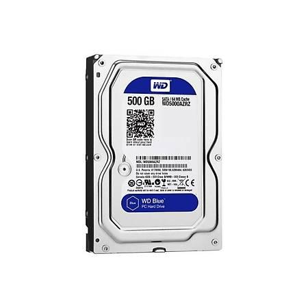 WD Blue 3.5 500GB 5400Rpm 64Mb Sata 3 WD5000AZRZ