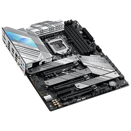 ASUS ROG STRIX Z590-A GAMING Wi-Fi DDR4 5333MHz DP HDMI 3xM.2 USB 3.2 AURA RGB 2x2.5Gbit ATX 1200p