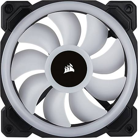Corsair LL120 RGB 120mm PWM Fan Lighting Node Pro Kontrolcü 3 lü Paket