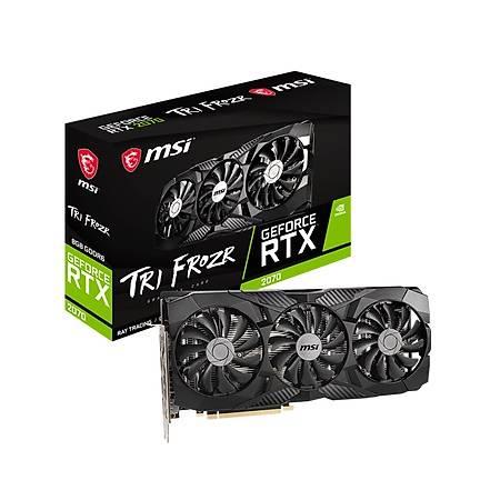 MSI GeForce RTX 2070 TRI FROZR 8GB 256Bit GDDR6
