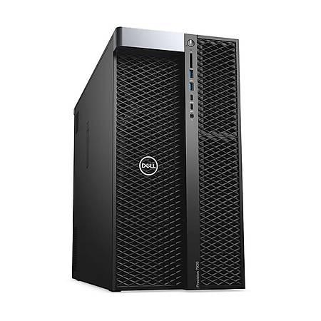Dell Precision T7920 Xeon Silver 2x4214R vPro 32GB ECC RDIMM 256GB SSD 5GB Quadro P2200 1400W Windows 10 Pro T7920-SILVER-4214R-P2200