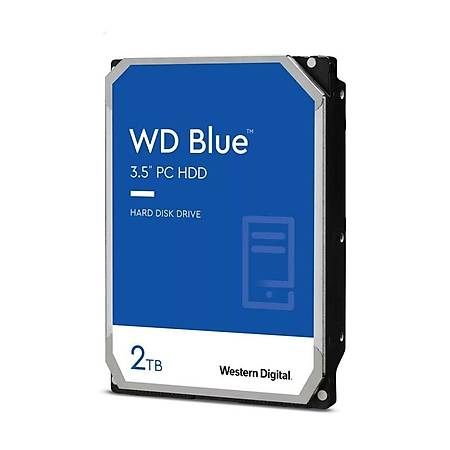 WD Blue 3.5 2TB 7200RPM 256MB Sata 6Gbit/sn WD20EZBX