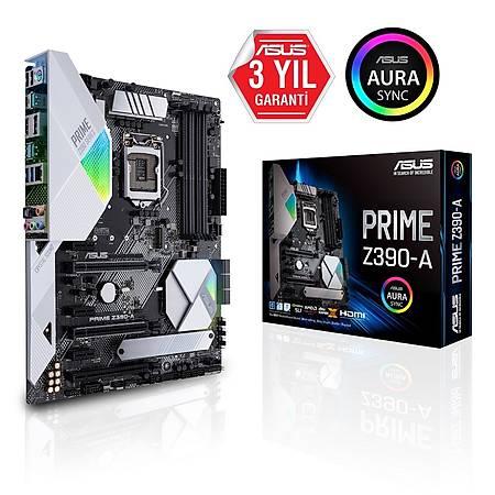 ASUS PRIME Z390-A DDR4 4266MHz (OC) HDMI DP ATX 1151p