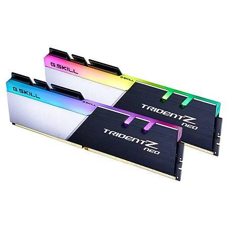 GSKILL Trident Z Neo RGB 32GB (2x16GB) DDR4 3600MHz CL16 Ram