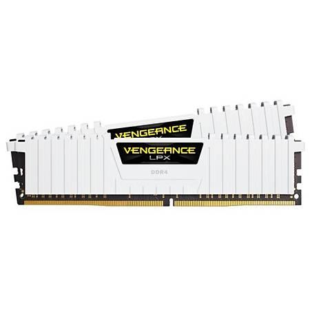 Corsair Vengeance LPX 16GB (2x8GB) DDR4 3200MHz CL16 Beyaz Dual Kit Ram