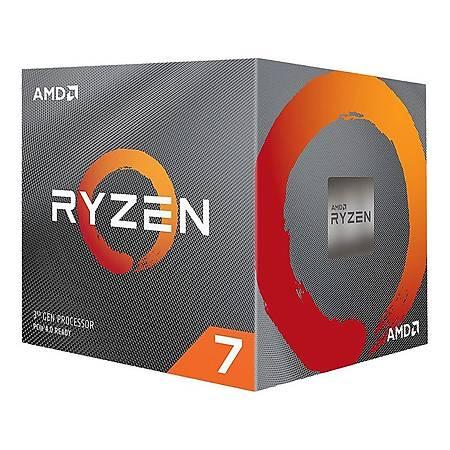AMD Ryzen 7 3700X Soket AM4 3.6GHz 36MB Cache Ýþlemci