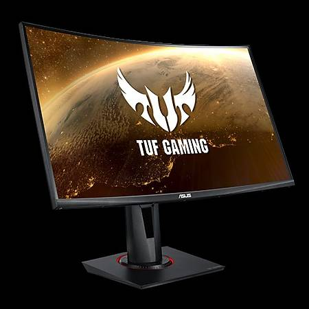 ASUS TUF 27 VG27WQ 2K 2560X1440 165Hz Hdmý Dp 1ms FreeSync MM Curved Gaming Monitor