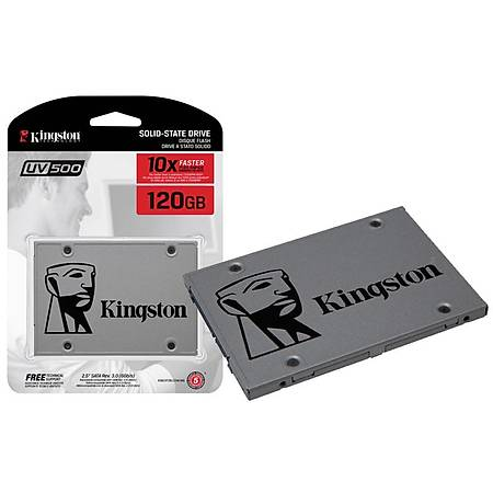 Kingston UV500 120GB Sata 3 SSD Disk SUV500/120G
