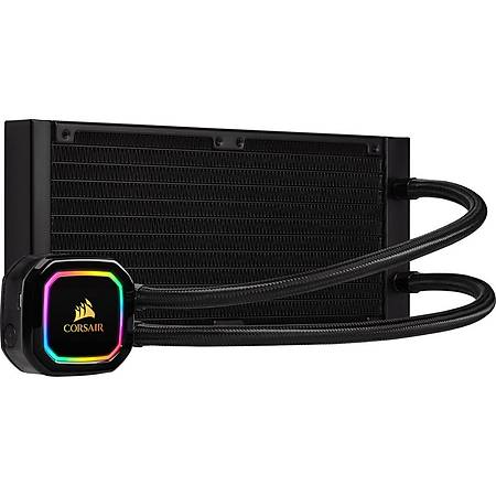 Corsair iCUE H100I RGB Pro XT 240mm Ýþlemci Sývý Soðutucu