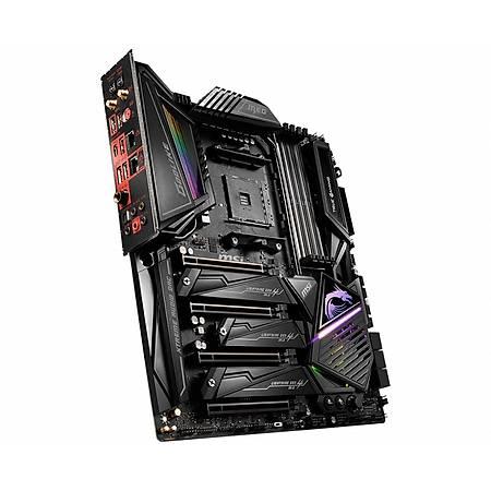 MSI MEG X570 GODLIKE DDR4 4800Mhz(OC) RGB Wi-Fi M.2 eATX AM4