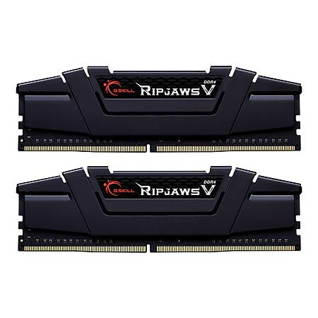GSKILL Ripjaws V 32GB (2x16GB) DDR4 3200MHz CL16 Siyah Ram