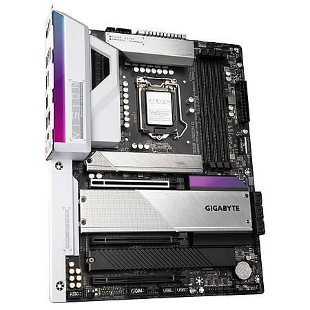 GIGABYTE Z590 VISION G DDR4 5333MHz (OC) HDMI Thunderbolt M.2 USB3.2 RGB ATX 1200p
