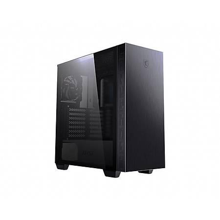 MSI MPG SEKIRA 100P Temperli Cam 4xFan E-ATX Gaming Bilgisayar Kasasý PSU Yok