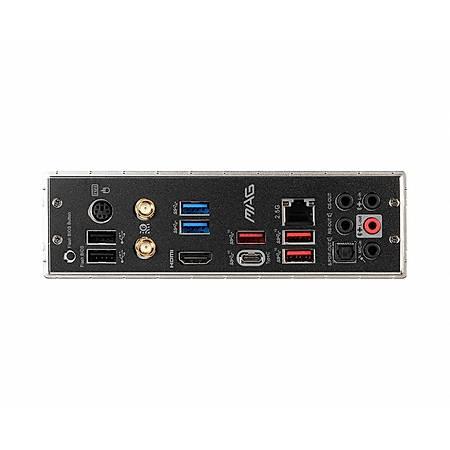 MSI MAG X570 TOMAHAWK Wi-Fi DDR4 4600MHz (Oc) 2x M.2 USB 3.2 HDMI RGB ATX AM4