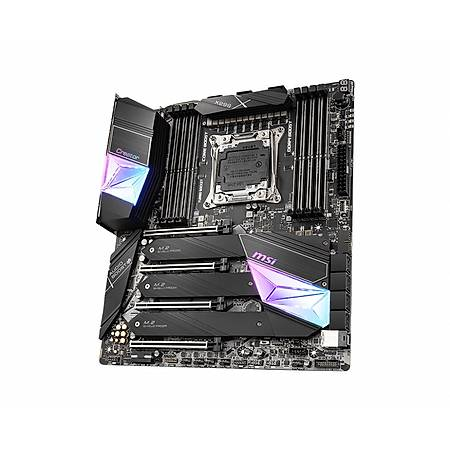 MSI CREATOR X299 DDR4 4266MHz (OC) M.2 USB3.2 E-ATX Wi-Fi 2066p