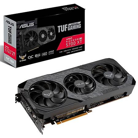 ASUS TUF Radeon RX 5700XT OC Edition Evo 8GB 256Bit GDDR6