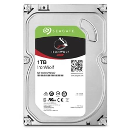 Seagate IronWolf 3.5 1TB 5900Rpm 64Mb ST1000VN002