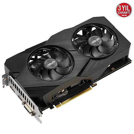 ASUS DUAL GeForce GTX 1660 SUPER 6GB OC EVO 192Bit GDDR6