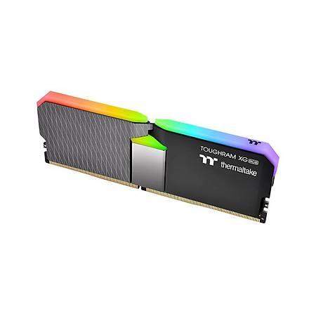Thermaltake TOUGHRAM XG RGB 16GB DDR4 4000MHz CL19 Soðutuculu Dual Kit Siyah Ram