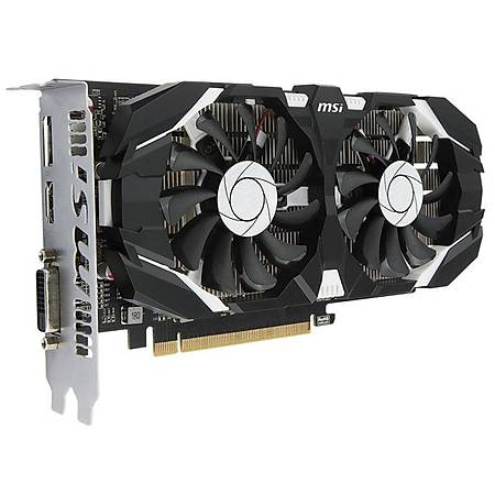MSI GeForce GTX 1050 Ti OC 4GB 128Bit GDDR5